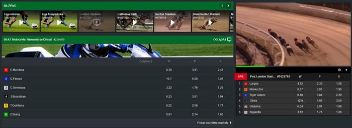 totalbet - sporty wirtualne